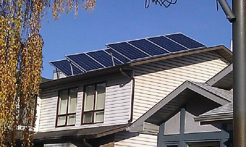 808 Land Co. Solar House