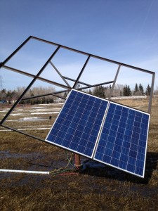 808 Land Co. Ltd. 808land.com Solar Tracker Shaker Save